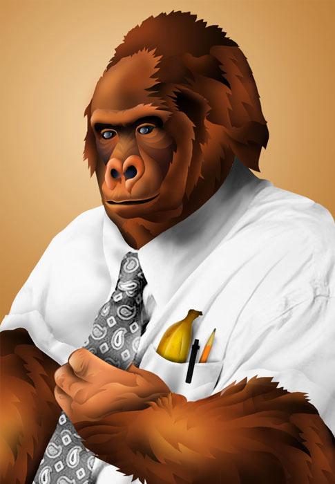 Gorilla-Advertising