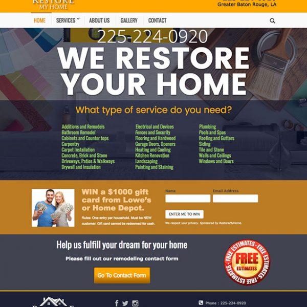 Restore My Home
