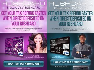 Tax Refund Campaign